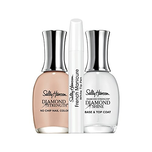 (Sally Hansen Diamond Strength French Manicure Pen Kit, Ballet Bare)