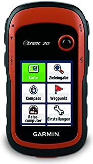 Garmin eTrex 20 Worldwide Handheld GPS Navigator (B00542NVDW)   Amazon price tracker / tracking, Amazon price history charts, Amazon price watches, Amazon price drop alerts