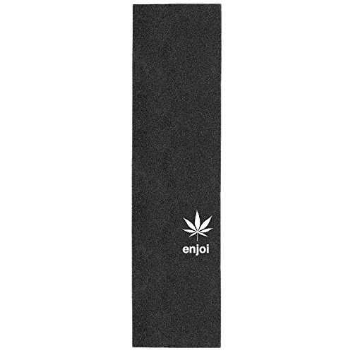 Enjoi Weed Leaf Die Cut Grip Single Sheet Skateboarding Grip tape by Enjoi