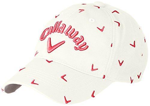 (キャロウェイ アパレル) Callaway Apparel [ レディース] 定番 ロゴ入り キャップ (クールマックス 採用) / 247-8984903 / 帽子 ゴルフ