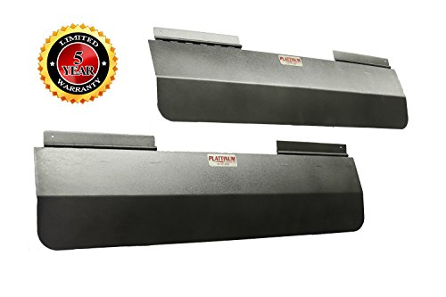 for Enclosed Trailers 13361 Double Set 4//Pk Caliber Edge Glides