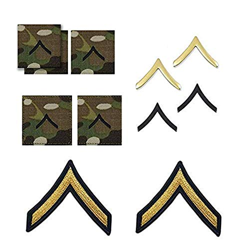 (US Army Private Rank Bundle)