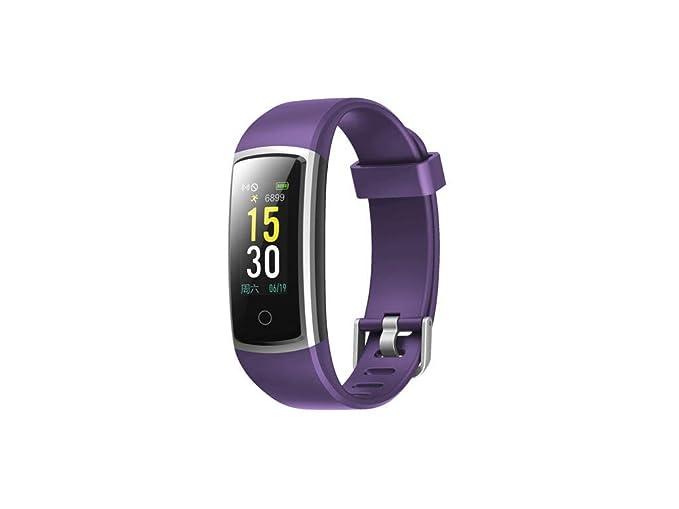 Scrolor - Reloj Inteligente para Mujer y Hombre, Monitor de ...
