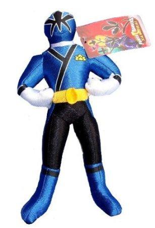 Blue Ranger Doll - Power Rangers Samurai Plush (10 Inch) ()