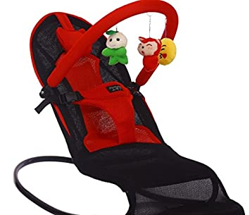 Amazon.com: Bebé recién nacido columpio ajustable de ...
