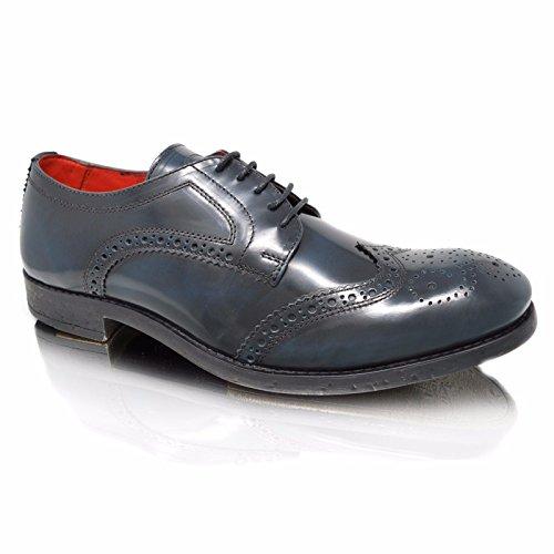 Base Best Chaussures fi Ikukko Richelieu London Homme wqT1CpzBw