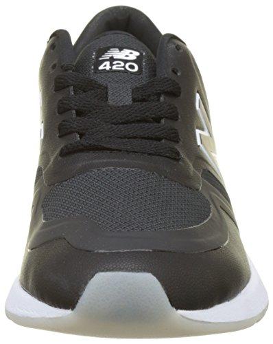 Donna Scarpe Black Balance Wrl420 New Nero Running I4waEEq