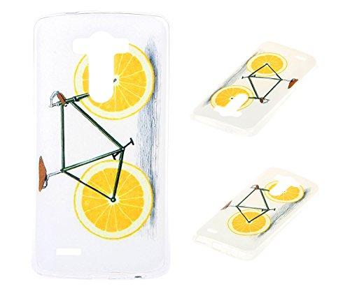 Para LG G4 (5,5 pulgadas) Cáscara ZeWoo® Carcasa y Funda de Silicona - YG012 / FOR CATS YG013