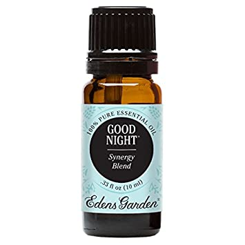 Good Night (100% Pure, Undiluted Therapeutic/ Best Grade) High Quality Premium Aromatherapy Oils by Edens Garden- 10 ml GN_SB10