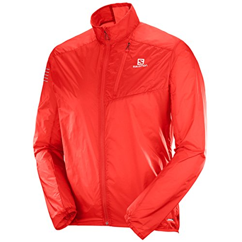Hombre M Chaqueta RED Wing Jkt FIERY Salomon Fast tqwXBxfF