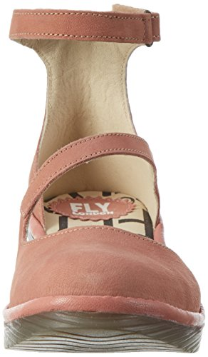 Fly rose London Escarpins 016 Femme Plan717 Rose rose rraCq8w