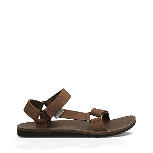 Teva Men's M Original Universal Menswear Sandal, Brown, 10 M US