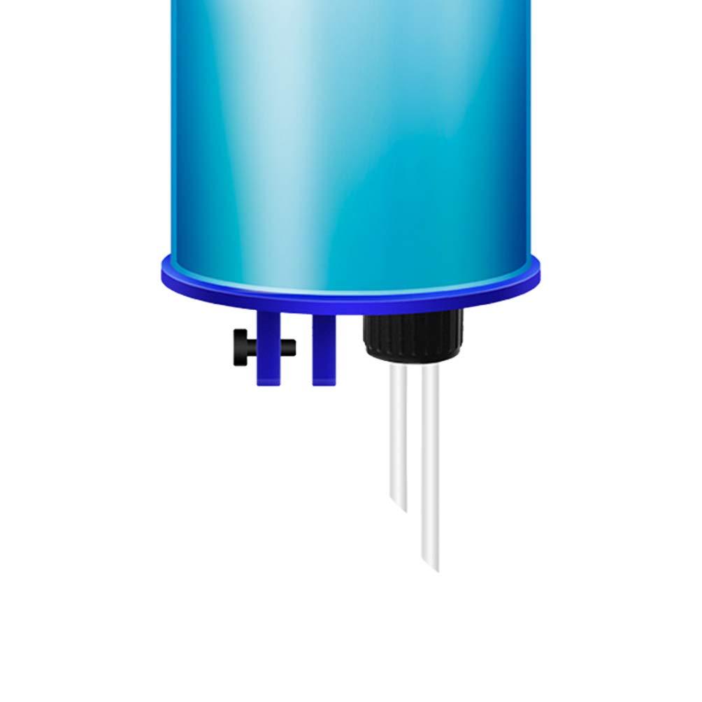Balacoo Acuario autom/ático Sistema de llenado de Agua Controlador de Nivel de Agua Tanque de Peces Cubo 4l Potencia Libre
