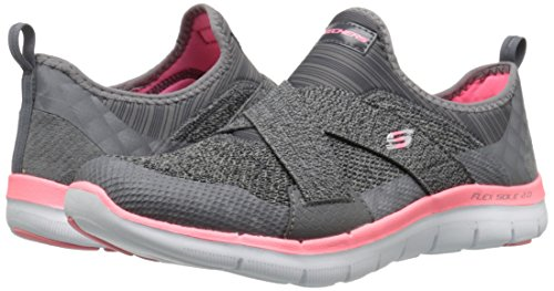 Gris Image Flex Zapatillas Appeal cccl new Skechers 0 Para 2 Mujer XzxOfwwq