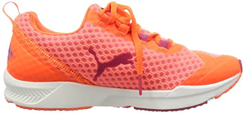 Core Arancione Wns Ignite Scarpe rose Puma white Xt Fluo Donna Orange 01 Fitness Red Peach agqxE