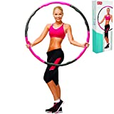 Best Hula Hoops For Adults - N1Fit Hula Hoop - The Original Adjustable Hula Review