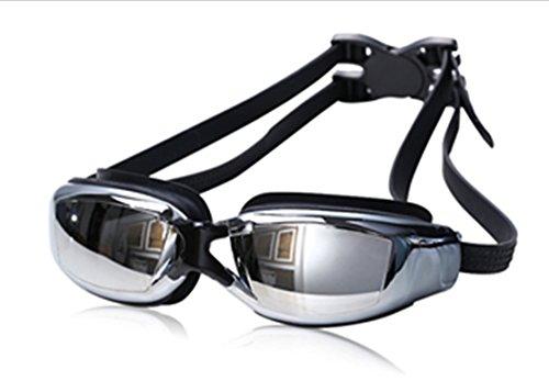 Best Competitive Anti Fog Swimming Goggles – Non Leak - UV Protection Swim - Goggles Swimming Sunglass