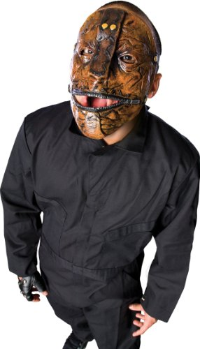 Rubie's Costume Co Slipknot- Maggot Mask Costume