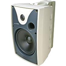 SPECO SP6AWXW 6' Outdoor speaker White (Pair)