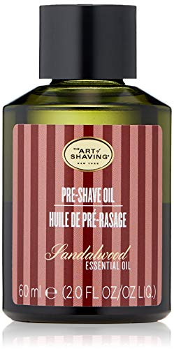 The Art of Shaving Pre-Shave Oil, Sandalwood, 2 fl. oz. (Art Of Shaving Sandalwood Pre Shave Oil)