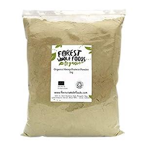 Forest Whole Foods – Organic Hemp Protein Powder (3kg)
