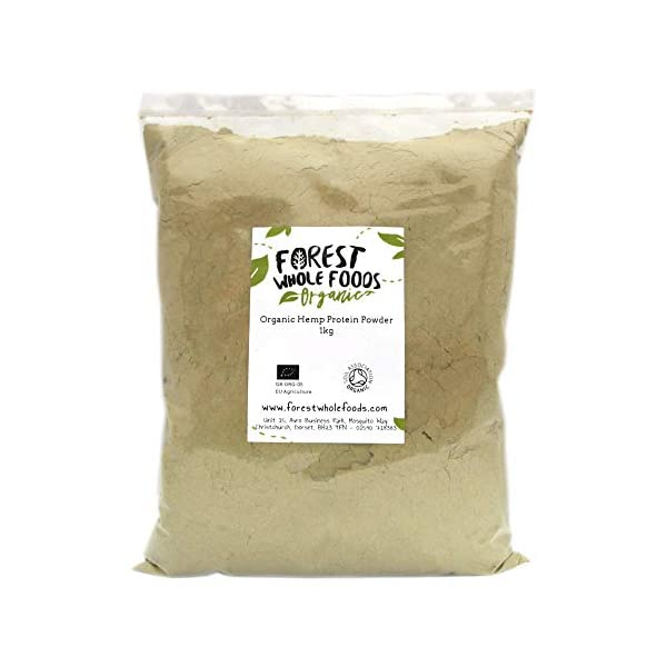 Forest Whole Foods – Organic Hemp Protein Powder (1kg)