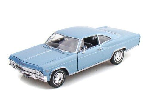 1965 Chevy Impala (1965 Chevy Impala SS 396 1/24 - Baby Blue)