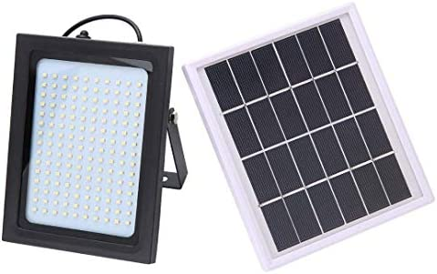 Amazon.com: 150 LED luz solar – Super brillante radar de ...