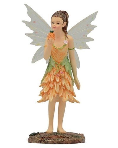 Faerie Glen Collectible - Faerie Glen Saluotyme Fairy Figurine Fg8863