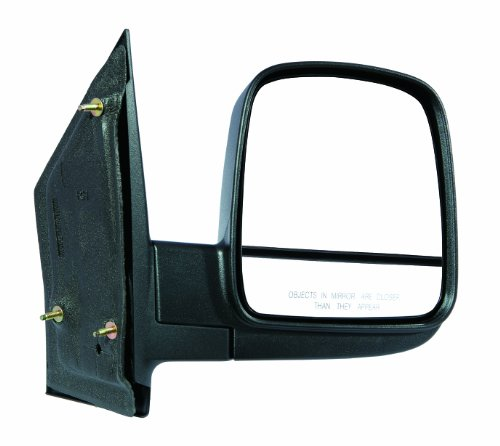 - Depo 335-5429R3MF Chevy Express/GMC Savana Passenger Side Textured Manual Mirror