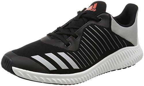 adidas Kinder Sportschuhe FortaRun K cblack/silvmt/energy 35
