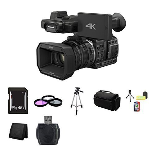Panasonic HC-X1000 4K DCI/Ultra HD/Full HD Camcorder (International Model)