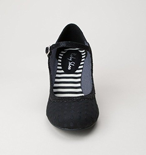 Rosalind Shoe Womens Ruby Black Shoo 8wPntA