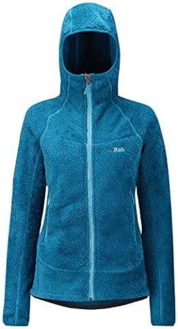 Rab Boulder Hoodie - Women's Merlin 12 - Hi Loft Fleece Jacket