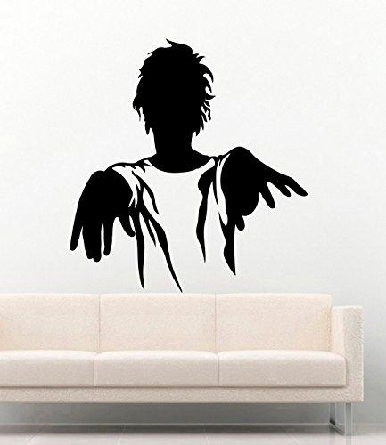 Silhouette Zombie Dead Horror Vinyl Wall Decals Halloween