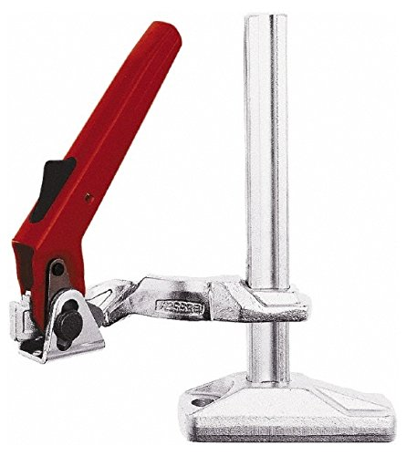 2,220 Lb Holding Capacity, 19-11/16'' Max Opening Capacity, 2,220 Lb Clamping Pressure, Manual Hold Down Clamp by Bessey