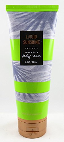 Bath & Body Works Ultra Shea Cream Liquid Sunshine 8oz