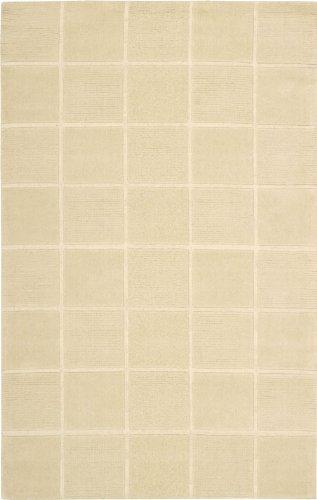 Nourison Contemporary Rectangle Area Rug 8'x10'6