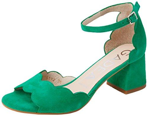 ante 40991 aperti Greenery sandali Toe Green Greenery Gadea XgUx4wqU