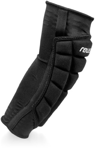 Reusch Kevlar Elbow Guard Protektoren, Black, M