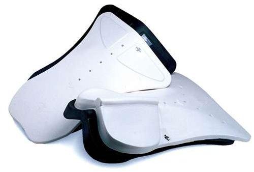 miglior prezzo Roma Orig riser Close Contact saddle Pad, bianca bianca bianca  negozio di sconto