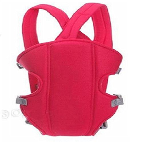 Ochi&Moji Baby Carrier Front And Back Rider Sling Comfort Wrap Bag Red (Ktan Breeze White compare prices)