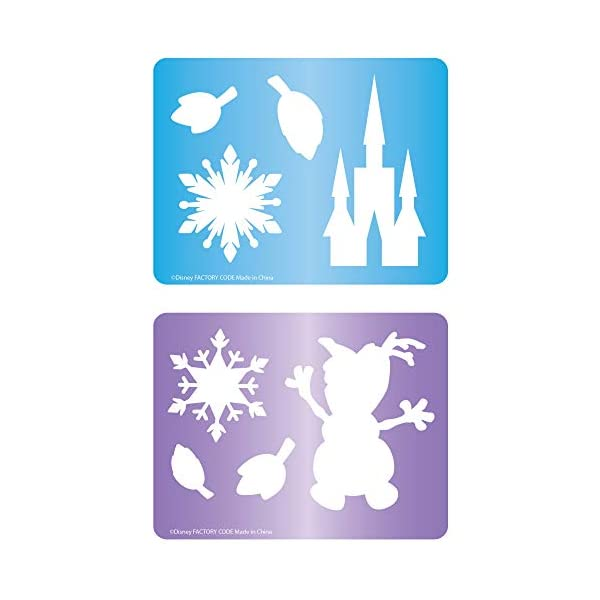 Disney-Frozen-2-Ultimate-Anna-Elsa-Art-Set-wStickers-for-Painting-Coloring