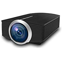 Mini Miniature Projector Home LED HD 1080P Cinema Machine