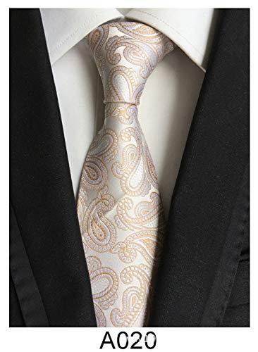LBBJJ Corbata de Moda clásica Tie_Leisure para Hombres Corbata de ...