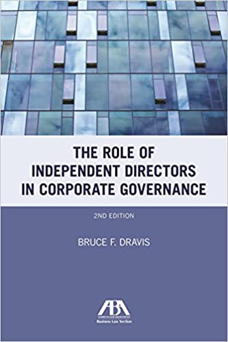 the roles of corporate governance in