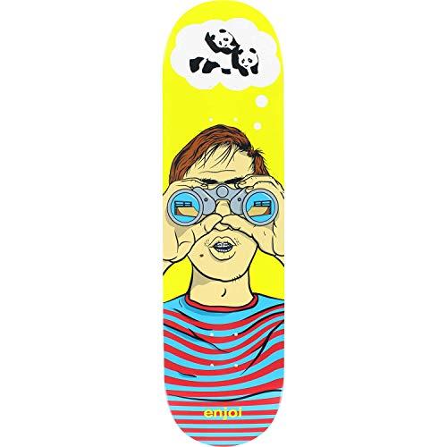 ヒューム文法熱Enjoi Skateboards PeeperスケートボードDeck – 8.25