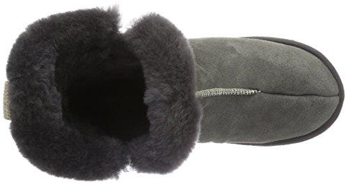 Shepherd Bella Slipper - Pantuflas cálidas con forro Mujer Gris - Grau (SHEPHERD ASPHALT 16)