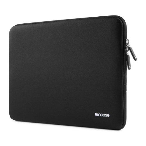 Incase Neoprene Pro Sleeve for 15-inch MacBook Pro, Black (CL60226) ()