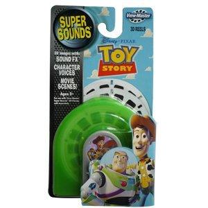 View Master Super Sounds 3D Reels Disney Pixar Toy Story